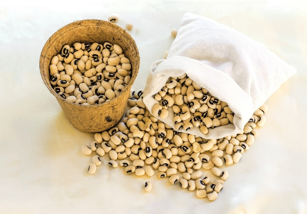 Soy seed with package