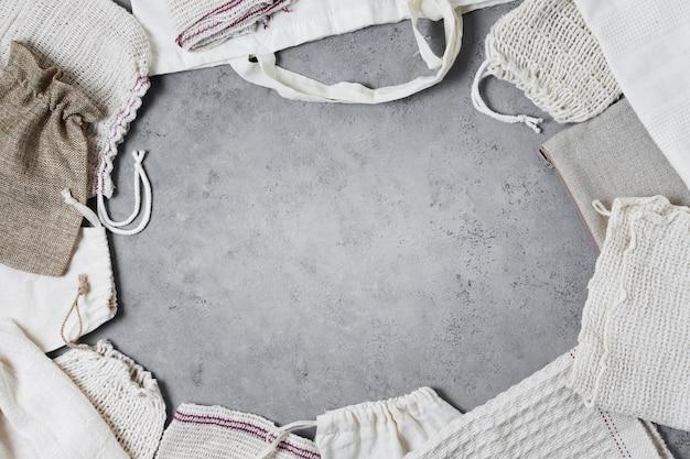 Органические сумки для спа и косметических процедур