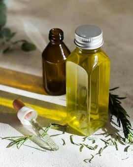 Спа и косметические процедуры с маслами для тела