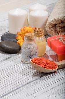 Спа ванна косметическое мыло косметологические процедуры