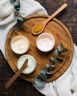 Спа-состав для масок для лица здорового образа жизни