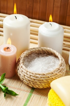 Spa concept, spa products