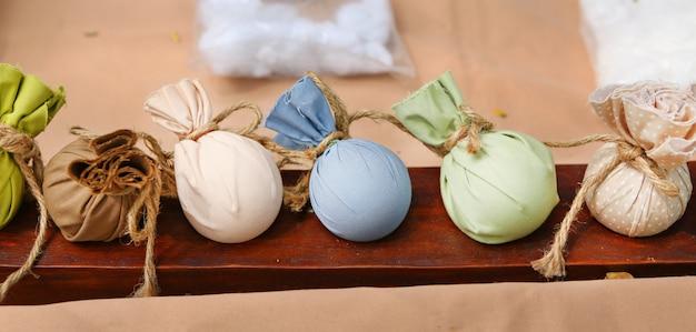 Spa herbal ball