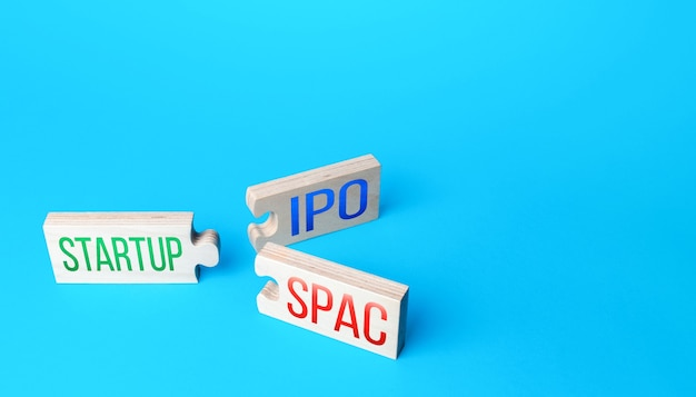 Spac special purpose acquisition company or ipo simplified listing of company