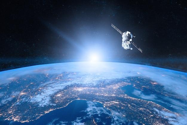 Запуск космического корабля в космос