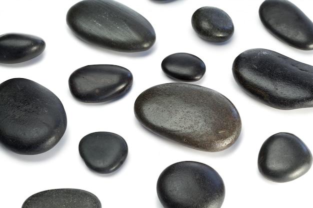 小石の間隔