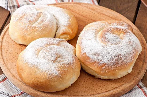Spanish buns