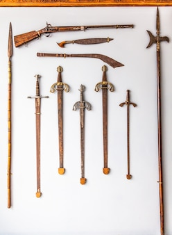 スペインの剣コレクションの詳細、sigle xvi