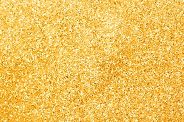 Sparkle gold glittering background