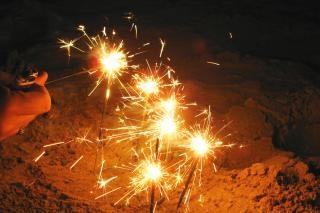 Бенгальские огни, стороны