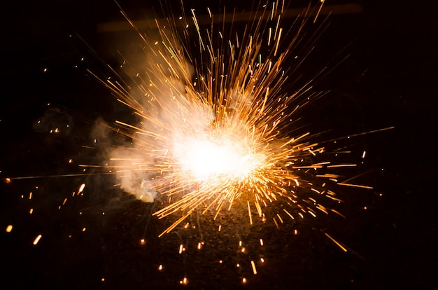 Бенгальские огни