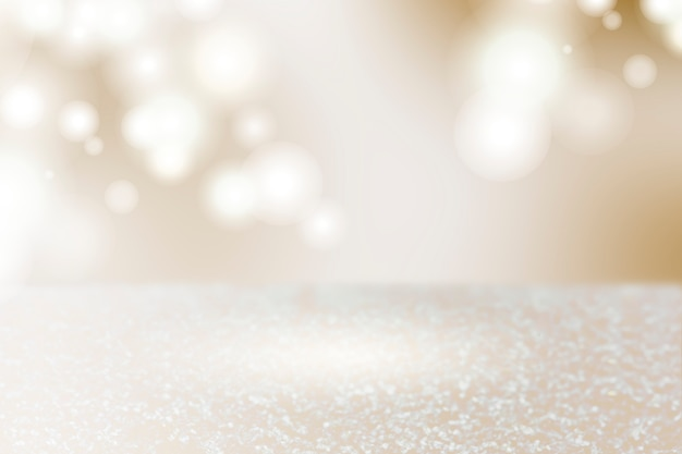 Sparkling lights product background