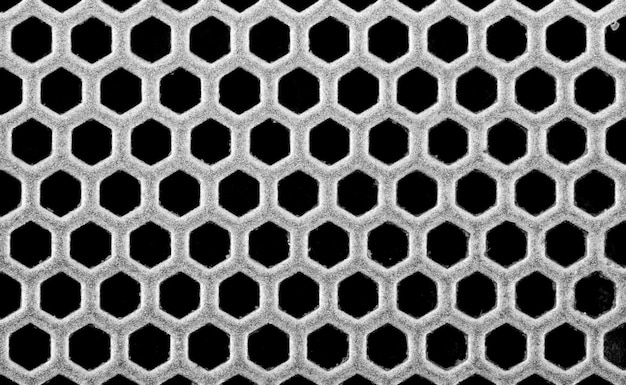 A speaker grille. use for texture or background