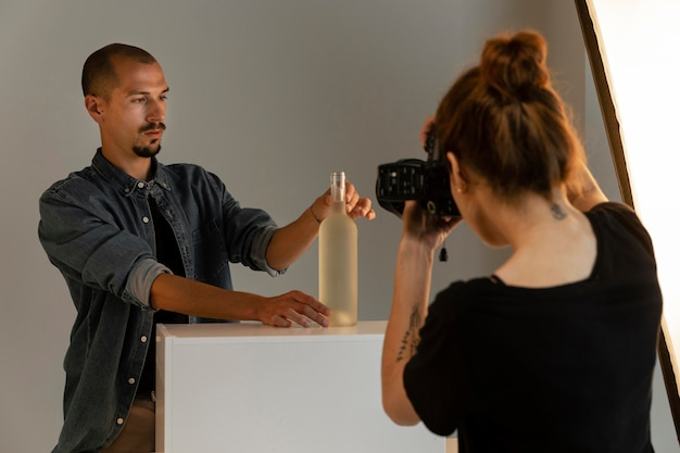 Special product photography studio