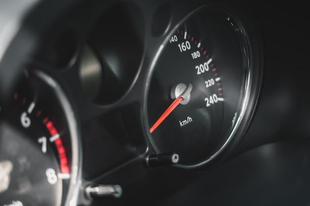 속도계 및 회전 속도계