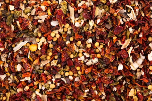 Spice texture or background