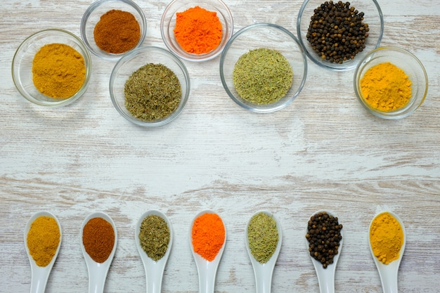 Spices assorted