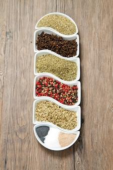 Spices ibn white box