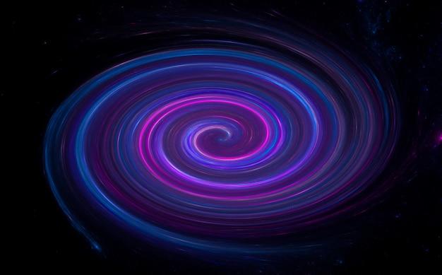 Спиральная галактика, звездное поле фон. космический фон