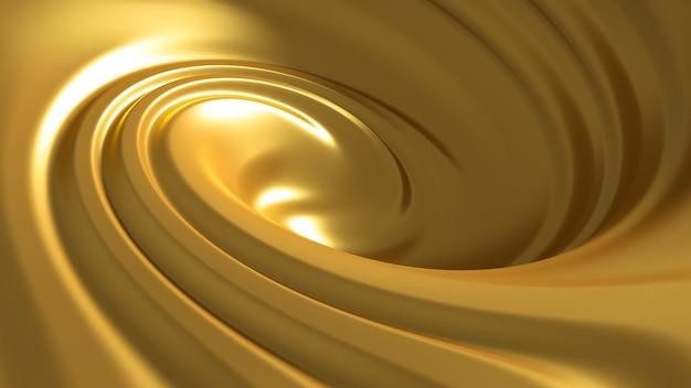 Спиральная карамель всплеск.