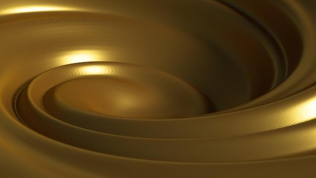 Спиральная карамель всплеск