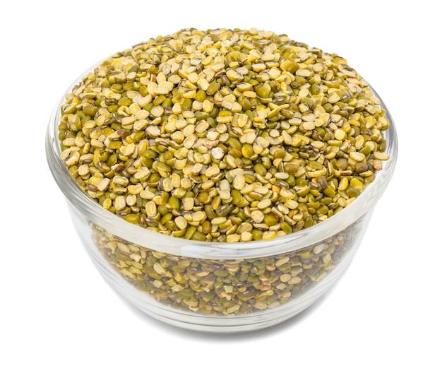 Split mung bean lentils