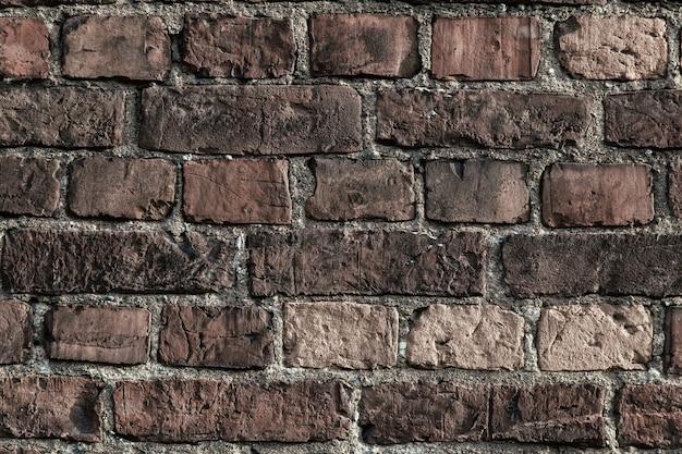 Splodgy коричневая предпосылка кирпичной стены