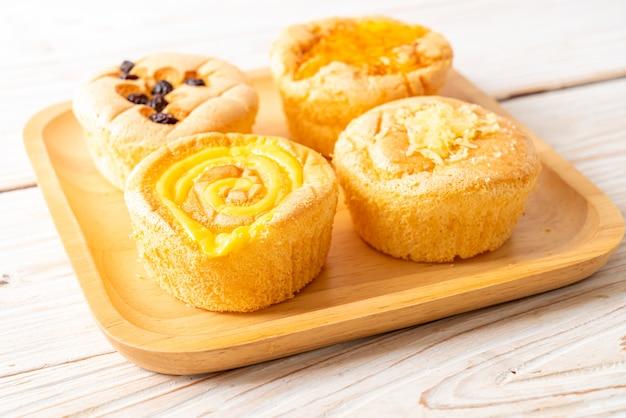 Sponge cup cake