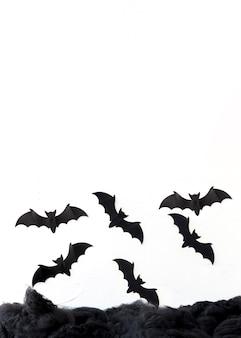 Призрачные украшения для хэллоуина