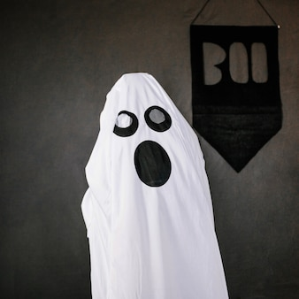 Spooky little ghost