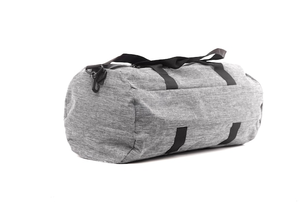 Спортивная сумка изолирована