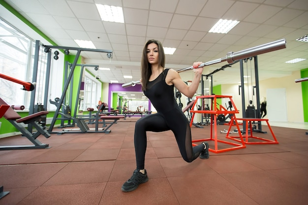Sport, bodybuilding, lifestyle and people concept