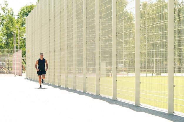 Спорт на открытом воздухе