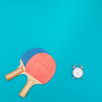 Sport set for playing table tennis