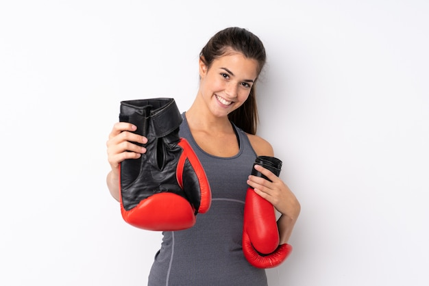 Sport teenager woman