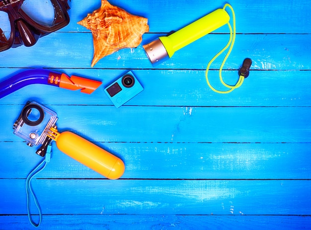 Sports equipment for scuba diving