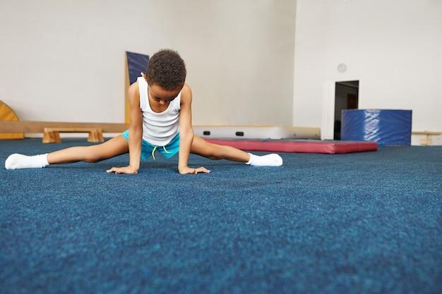 스포츠, 웰빙, 건강 및 활동적인 라이프 스타일 개념.