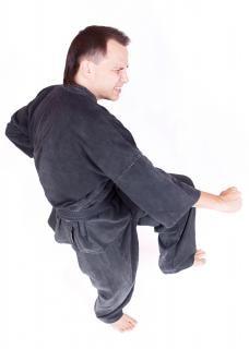 Sportsman, aerobic