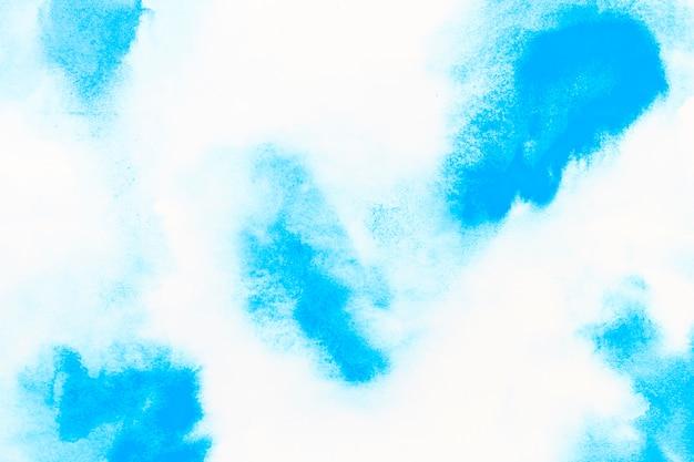 青い水色の点 無料写真