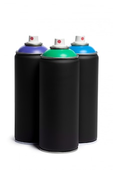 Spray paint can