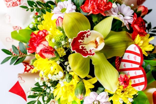 봄 꽃, 아름다운 테마
