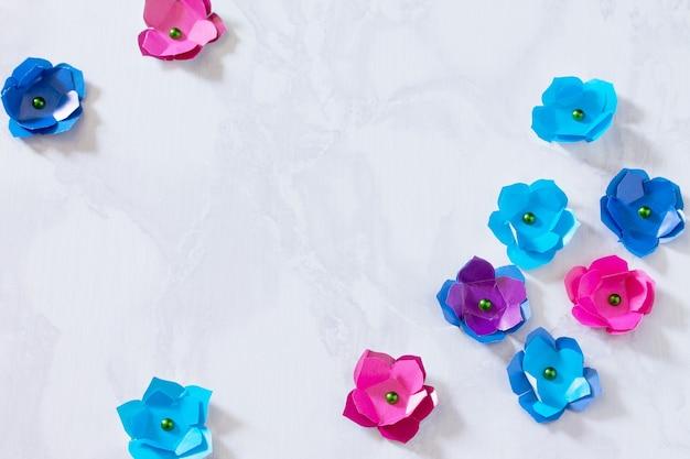 봄 꽃 화려한 decorection