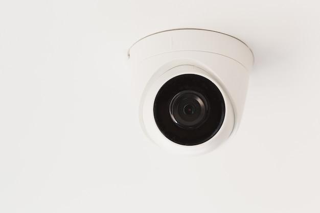 Шпионская камера или видеонаблюдение