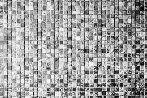 Piazza in bianco e nero