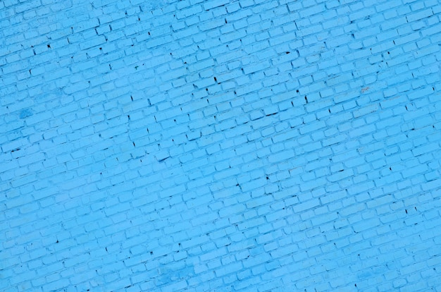 Square brick block wall background and texture.
