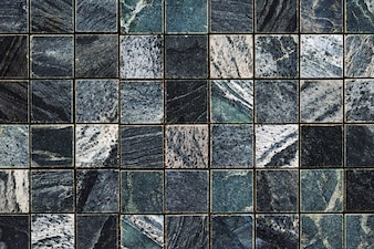 Square interior floor tiling background