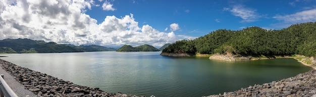 Сринакаринская плотина, водохранилище и производство электроэнергии