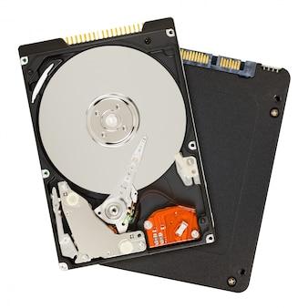 Ssd и hdd жесткие диски