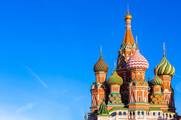 Собор василия блаженного на красной площади в москве
