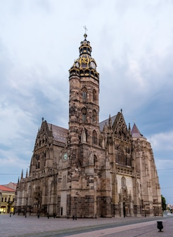 St. elisabeth cathedral in kosice